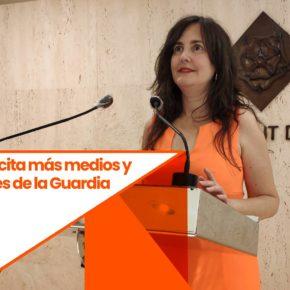 Ciutadans (Cs) Reus demana més mitjans i més agents de la Guàrdia Urbana