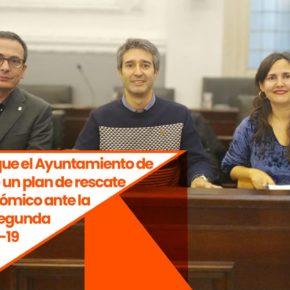 Ciutadans Reus propone que el Ayuntamiento de Reus elabore un plan de rescate social y económico ante la crisis por la segunda ola del Covid-19